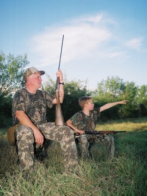 Hunters must pass a hunter safety course if they were born on or after Sept. 2, 1971.