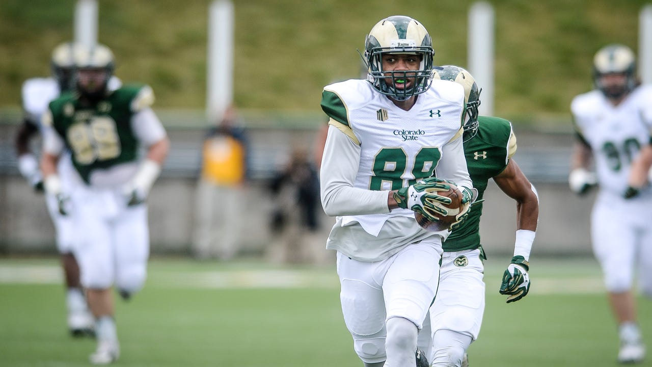 Coloradoan sports columnist Matt L. Stephens and CSU reporter Kelly Lyell discuss which Colorado State football players they're looking forward to watching the most this spring.