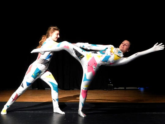 Students are encouraged to create new works including choreography for LeTour.