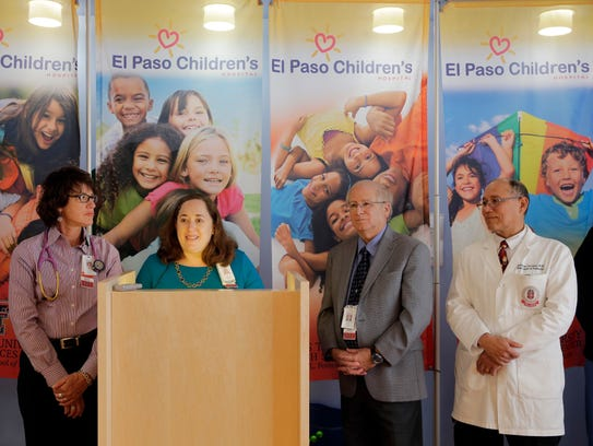 Dr. Mary Lacaze, EPCH Chief Medical Officer- Pediatric