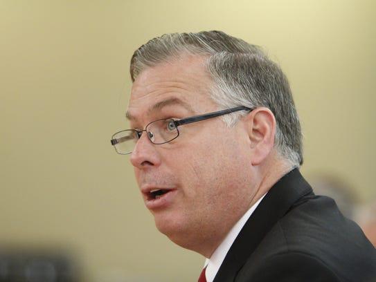 Senator Daniel Ivey-Soto, D-Albuquerque, discusses