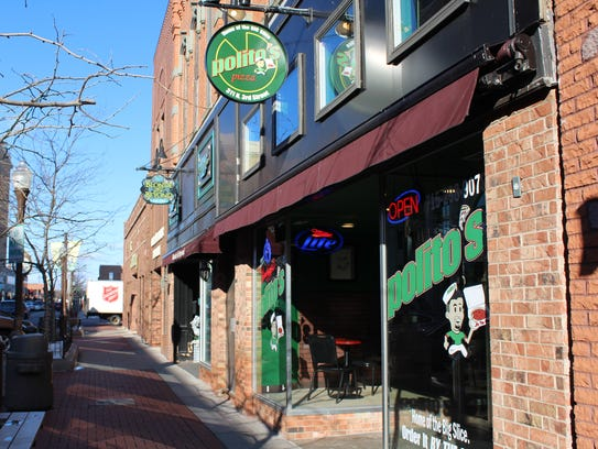 Polito's Pizza is located at  311 Third St., Wausau.