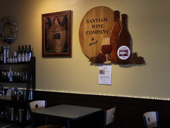 Santiam Wine & Bistro moved to its 12th Street location