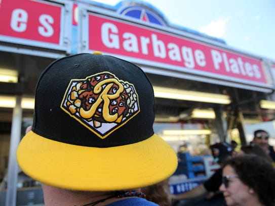 Rochester Red Wings' Plates Night.