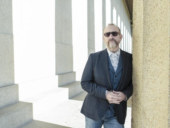 Colin Hay performs Wednesday at the Hangar Theatre.