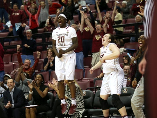 Through just five games, Florida State is averaging