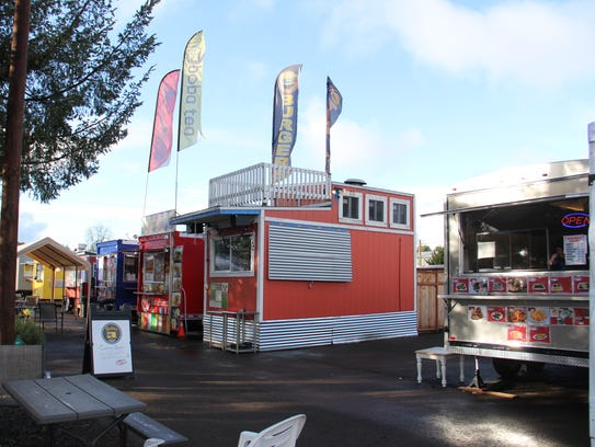 Beehive Station has opened new food trucks this winter,