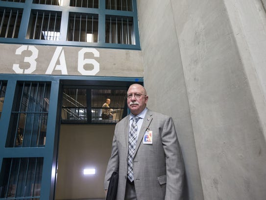 Department of Corrections Director Charles Ryan, gives