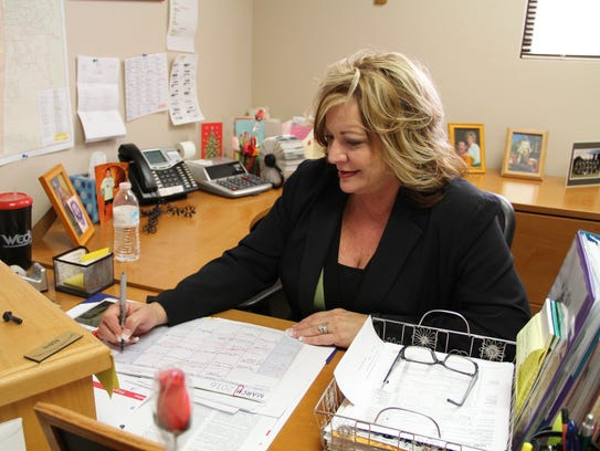 In this 2016 file photo, former Chief Deputy Clerk