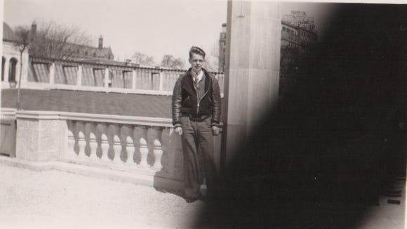 Original photo with shadow