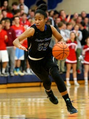 After back-to-back 2A state titles, Tyasha Harris and