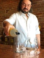Stanton Webster is a partner in Post Modern Distilling,