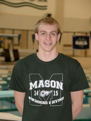 Mason's Justin Hove commits to Ohio State.