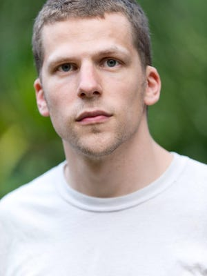 Oscar nominated actor Jesse Eisenberg will be signing his new book at Carmichael's Books on Frankfort Ave. Friday beginning at 6 p.m.