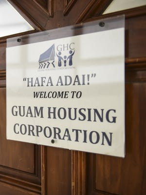The Guam Housing Corporation office is shown in this Feb. 24, 2015, file photo. A recent audit states the agency's First Time Homeowners Assistance Program isn't fully funded.