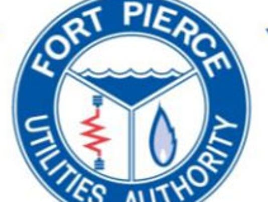 NOT FOR PRINT logo government Fort Pierce Utilities Authority