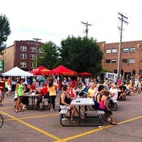 The last block party of the year for Downtown Sioux Falls Inc. will be Sept. 4.