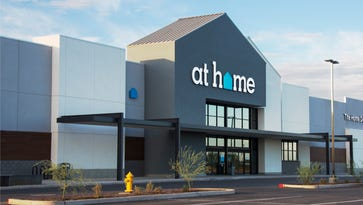 At Home store opens to public in Roseville