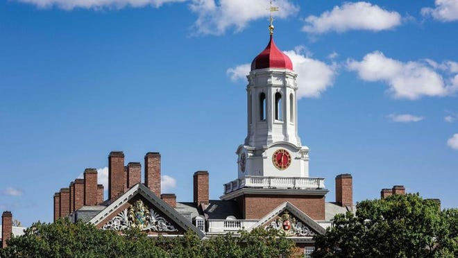 Harvard University (Photo: USA TODAY)