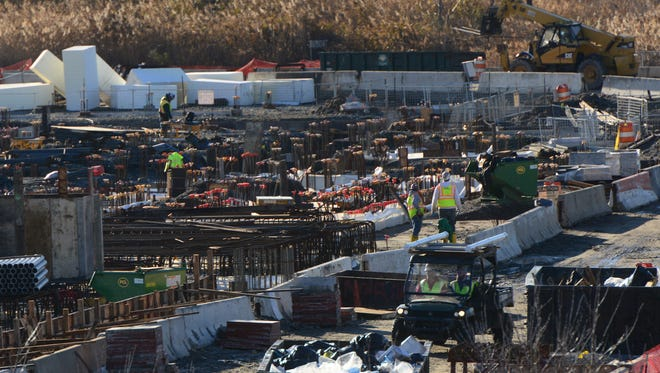 Back in December 2016, the American Dream Meadowlands site was bustling. Many have hopes that will soon be the case again.