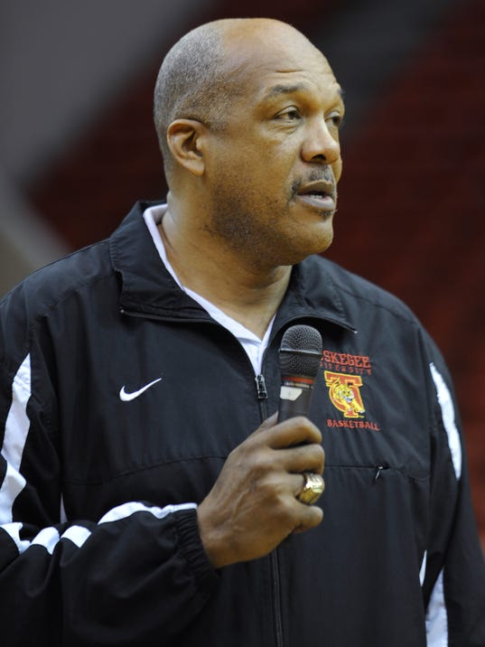 Tuskegee men's basketball coach Leon Douglas resigns