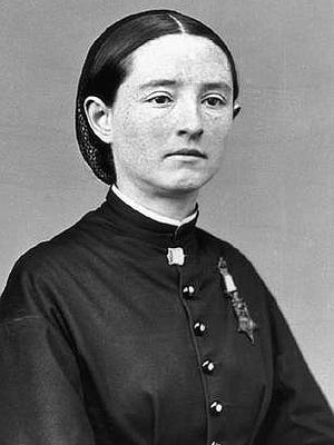Mary Edwards Walker was a Civil War doctor who became a feminist icon.