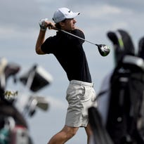 Photos: D3 individual golf tournament