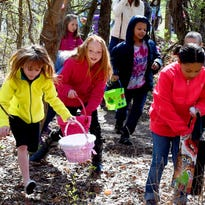 Guide to Easter egg hunts this weekend
