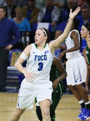 Senior forward Katie Meador said she and her teammates are focusing on the positive and looking ahead as they prepare for Women's NIT.
