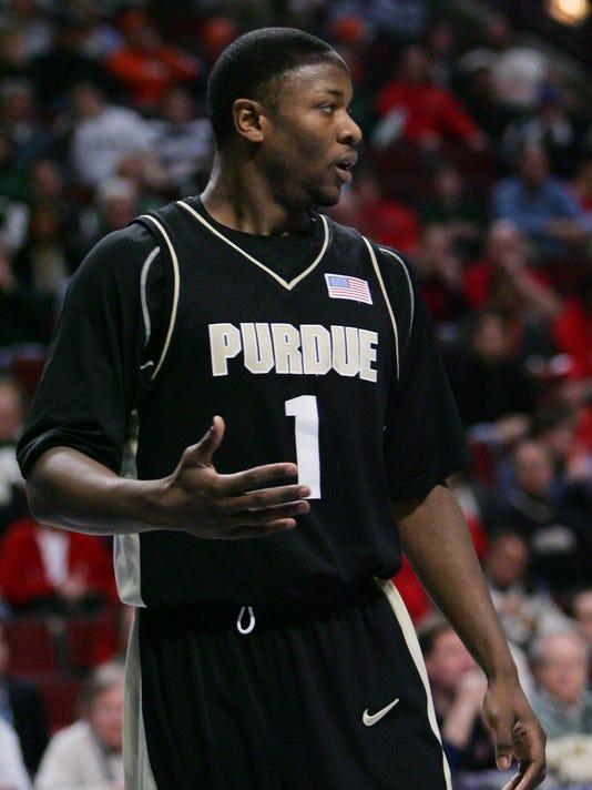 NCAA Basketball: Big Ten Tournament: Ohio State vs Purdue