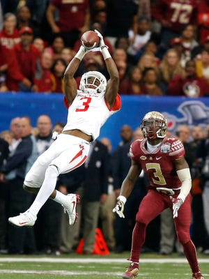 The Cincinnati Bengals picked Houston Cougars cornerback William Jackson III in the first round of the 2016 NFL Draft.