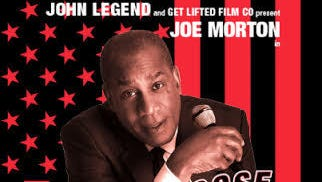 """The new play, """"Turn Me Loose,"""" tells the story of comedian and civil rights activist Dick Gregory. It's being produced by performer John Legend."""