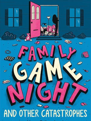 """Family Game Night and Other Catastrophes"" by Mary E. Lambert."