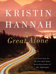 """The Great Alone"" by Kristin Hannah"