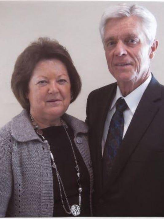 Tobler, Rex and Kathy