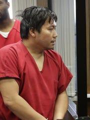Chee Moua Lee enters Sheboygan County Circuit Court