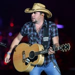 Jason Aldean joins forces with Kenny Chesney for doubleheader concert June 20 at Lambeau Field.