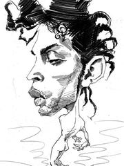 Prince by Chris Ellis