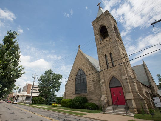 Electrical lines next to the Church of the Intercession have prevented much needed renovations to the church located at 1417 Church Street in Stevens Point.