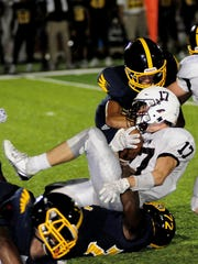 Walnut Hills' Jowon Briggs (72) has offers from Ohio