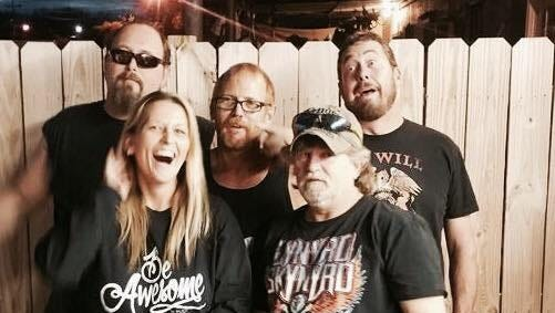 Clarksville-based Kingsbury will headline the next Shamrockin' Saturday concert.