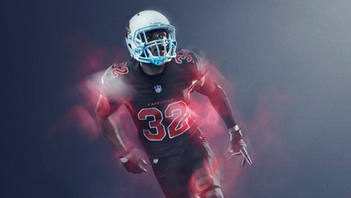 NFL has Color Rush uniforms for every team