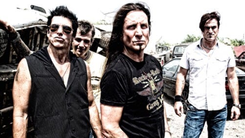 Jackyl will play the Cowboy Coast Saloon on Thursday, Sept. 14. Tickets are $20.