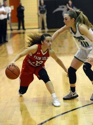 Fairfield Christian Academy junior Celeste Mershimer was named Division IV first team All-Ohio.