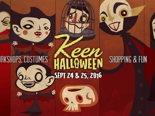 The characters for Keen Halloween were created by Daniel
