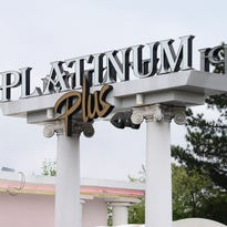 Platinum Plus is a strip club located on Frontage Road.