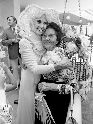 Looking Back: Tammy Wynette's Wedding Reception July 1976