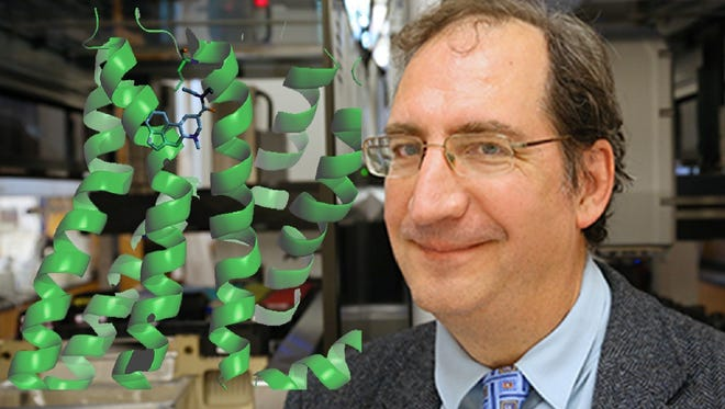 Bryan Roth and his lab are making advances in building a safer painkiller. Roth is a biochemistry researcher at the the University of North Carolina at Chapel Hill.