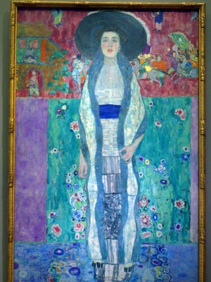 """The painting """"Adele Bloch-Bauer II"""" by Art Nouveau master Gustav Klimt was sold for a reported $150 million by Oprah Winfrey."""