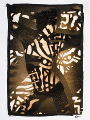 """Asphyxiation"" by Tobias Batz."